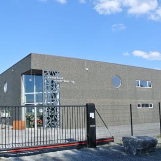 Hall industriel - Atelier de fabrication